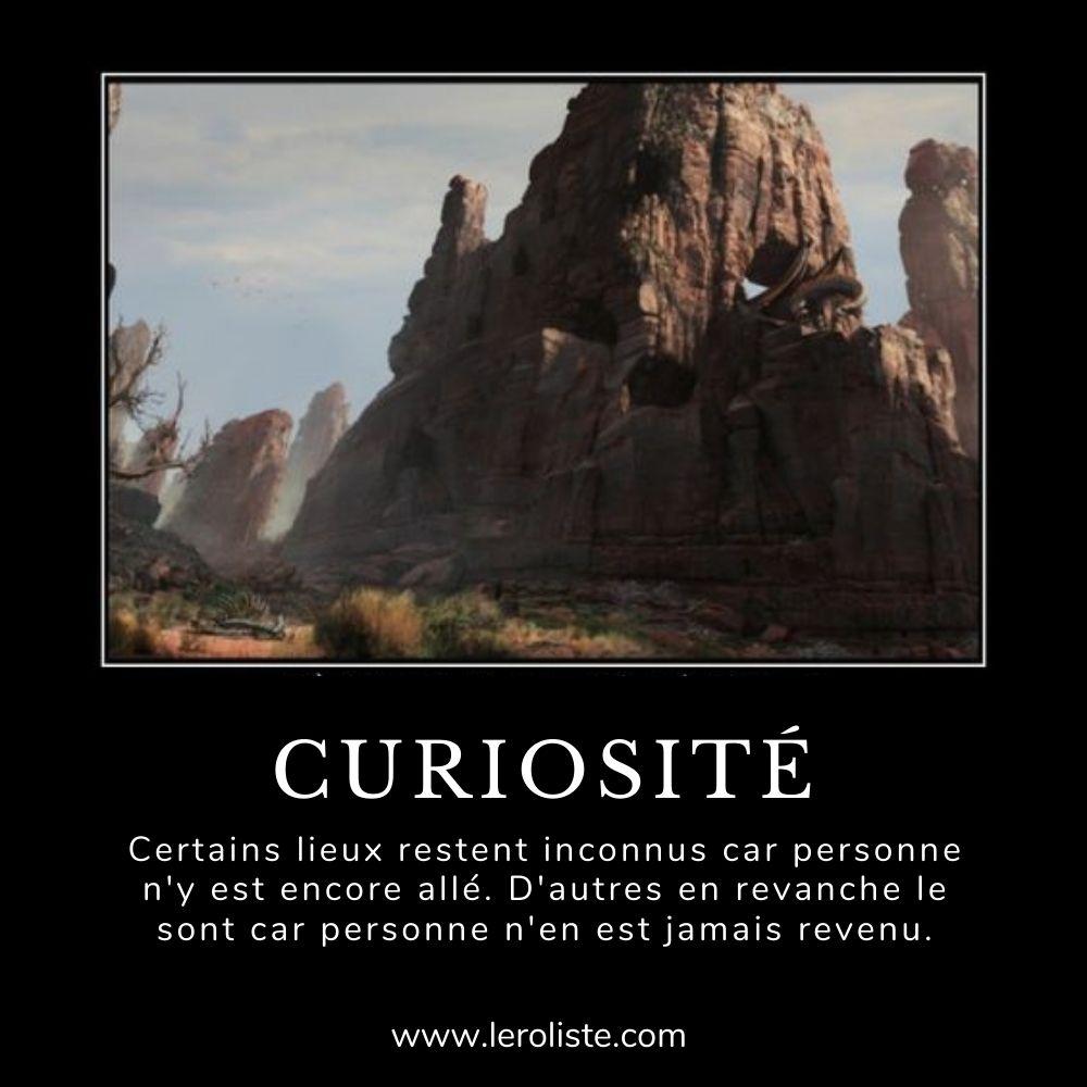 Même jeu de rôle - Curiosité