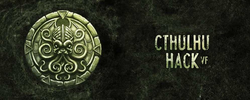 Découvrez le jeu de rôle horrifique avec Cthulhu hack.