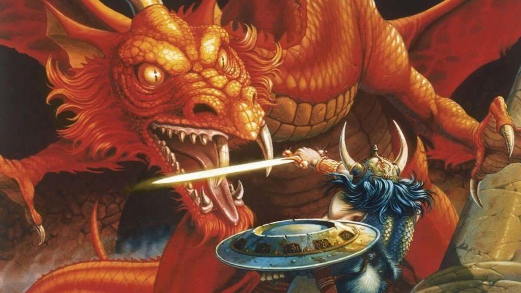 Présentation Donjons et Dragons