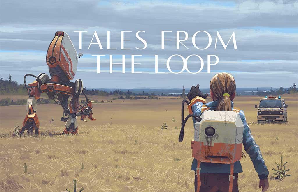 Découvrez le jeu de rôle avec Tales from the loop