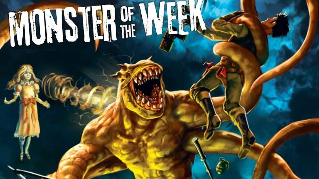 Découvrez le jeu de rôle avec le JDR Monster of the week